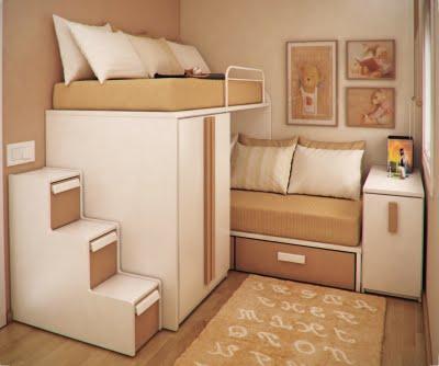 Des conseils en d coration maison et jardin comment faut - Deco petite chambre adulte ...