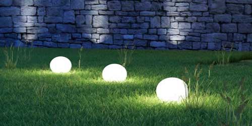 Des conseils en d coration maison et jardin avoir un for Luminaire exterieur boule jardin