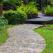 Créer un chemin dans le jardin