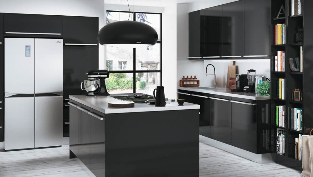 Conseil couleur cuisine maison design for Conseil cuisine