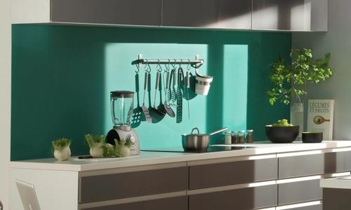 Des conseils en d coration maison et jardin quelques id es de couleur pour - Couleur pour la cuisine ...